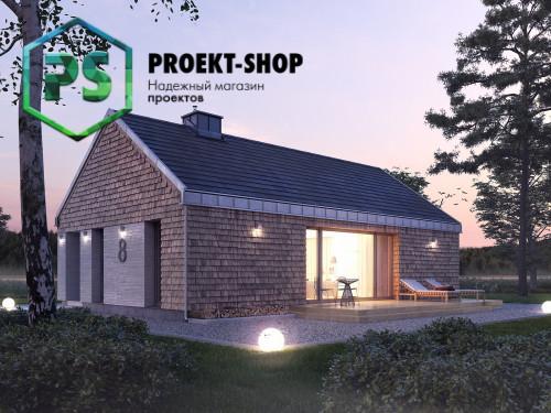 Типовой проект жилого дома 4-2918
