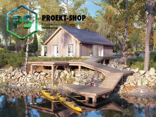 Типовой проект жилого дома 4-2919