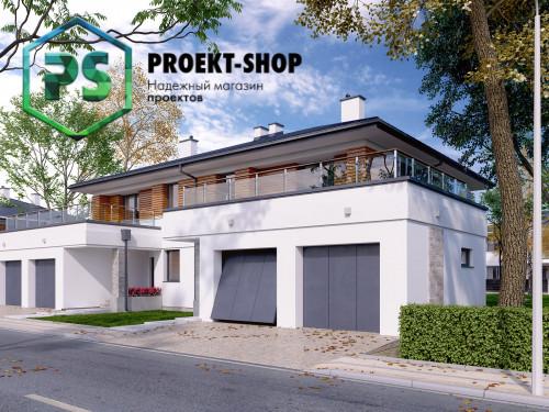 Типовой проект жилого дома 4-2922