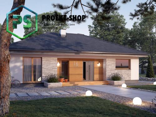 Типовой проект жилого дома 4-294
