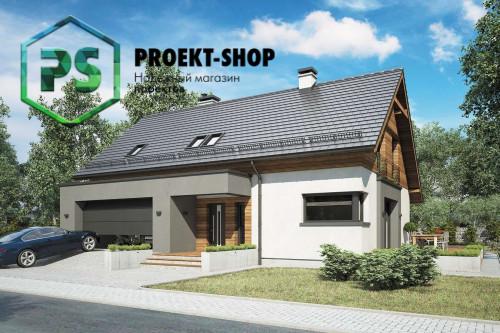 Типовой проект жилого дома 4-2959