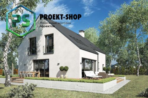Типовой проект жилого дома 4-2961