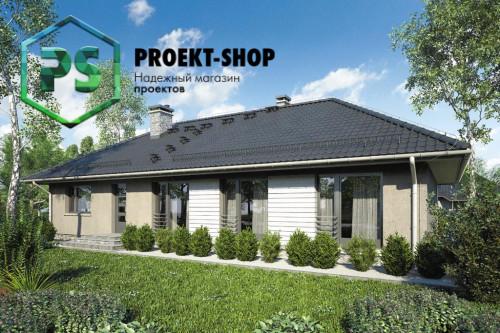 Типовой проект жилого дома 4-2963