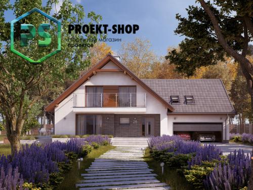 Типовой проект жилого дома 4-2968
