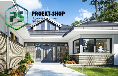 Типовой проект жилого дома 4-2974