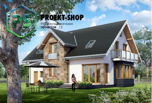 Типовой проект жилого дома 4-3015