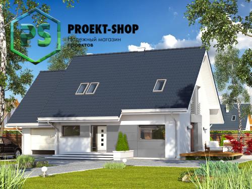 Типовой проект жилого дома 4-302