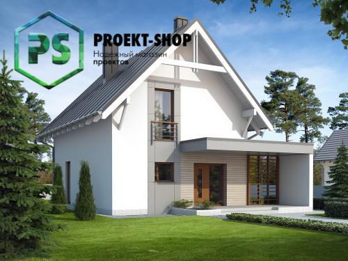 Типовой проект жилого дома 4-3020