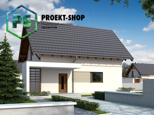 Типовой проект жилого дома 4-3021