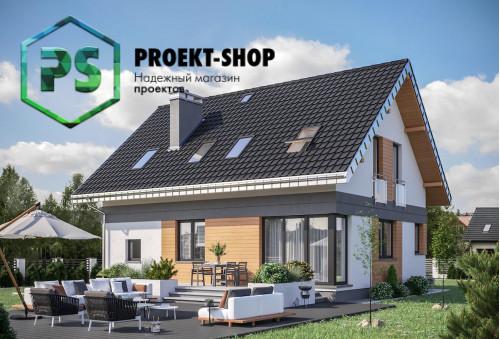 Типовой проект жилого дома 4-3027