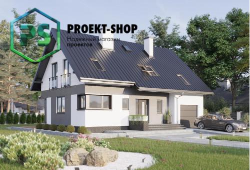 Типовой проект жилого дома 4-3031