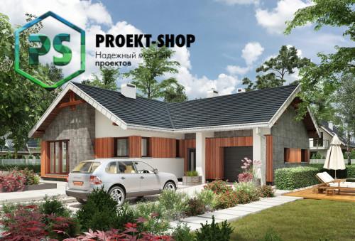 Типовой проект жилого дома 4-3033