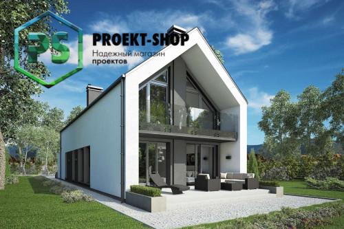 Типовой проект жилого дома 4-321