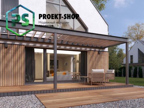 Типовой проект жилого дома 4-392