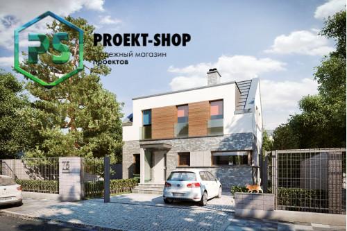 Типовой проект жилого дома 4-42