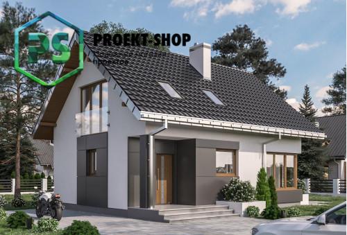 Типовой проект жилого дома 4-431