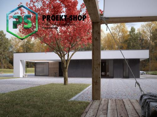 Типовой проект жилого дома 4-464