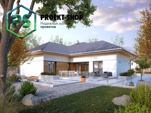 Типовой проект жилого дома 4-466