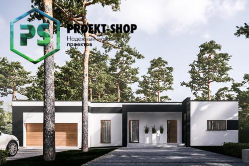 Типовой проект жилого дома 4-600