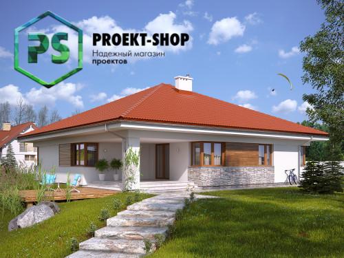 Типовой проект жилого дома 4-604