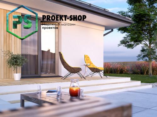 Типовой проект жилого дома 4-605