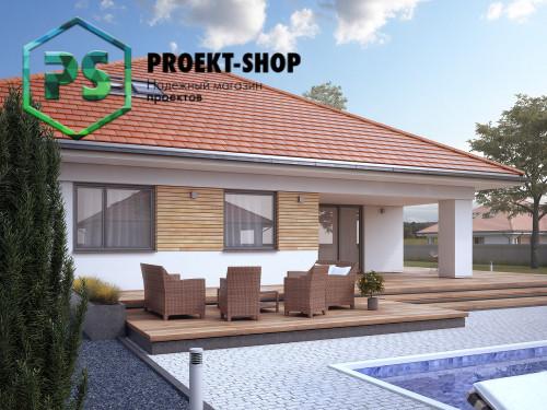 Типовой проект жилого дома 4-606