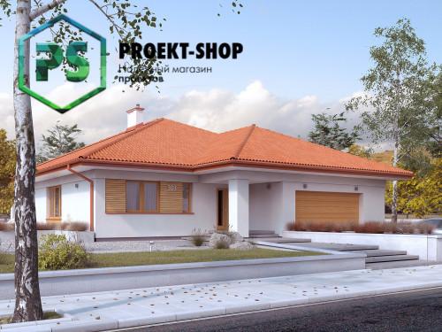 Типовой проект жилого дома 4-607