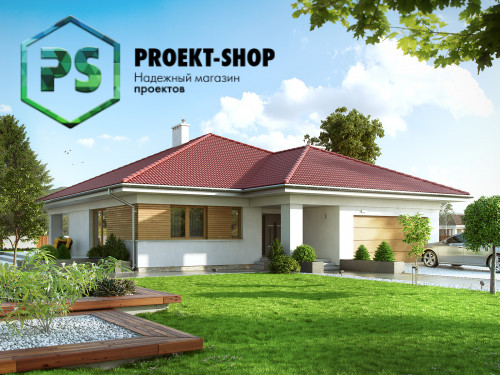 Типовой проект жилого дома 4-612