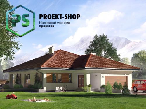 Типовой проект жилого дома 4-613