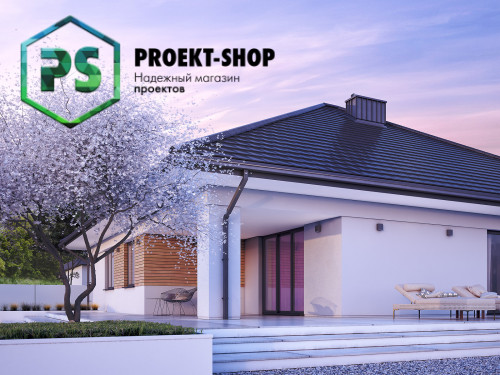 Типовой проект жилого дома 4-616