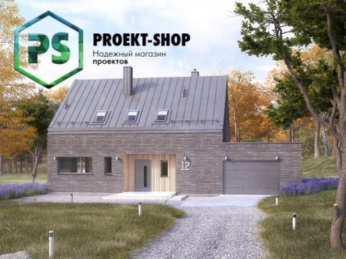 Типовой проект жилого дома 4-623