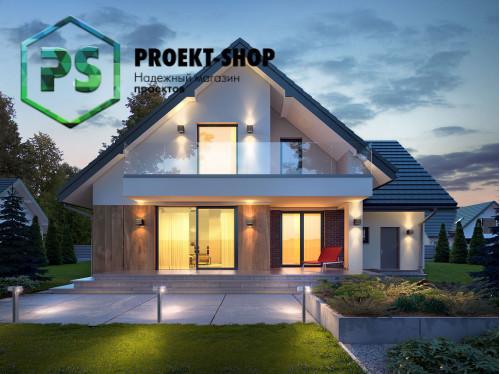 Типовой проект жилого дома 4-629