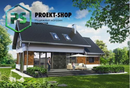 Типовой проект жилого дома 4-630