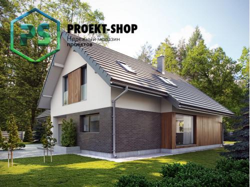 Типовой проект жилого дома 4-631