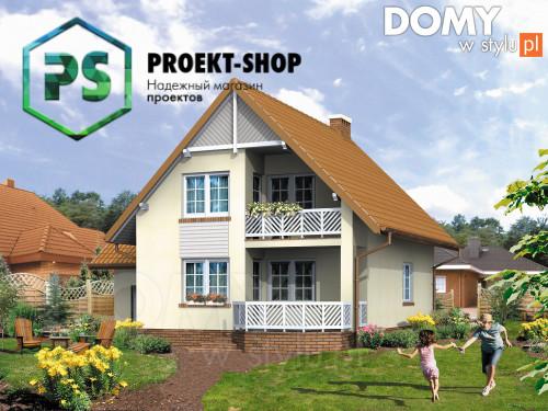 Типовой проект жилого дома 4-64