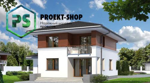 Типовой проект жилого дома 4-65