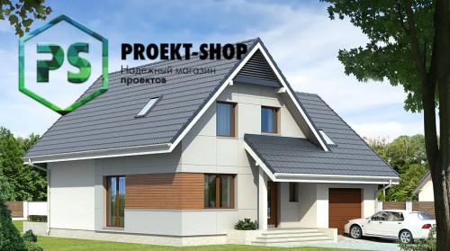 Типовой проект жилого дома 4-66