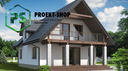 Типовой проект жилого дома 4-67