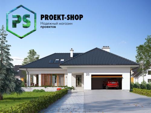 Типовой проект жилого дома 4-69