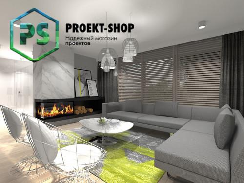 Типовой проект жилого дома 4-70