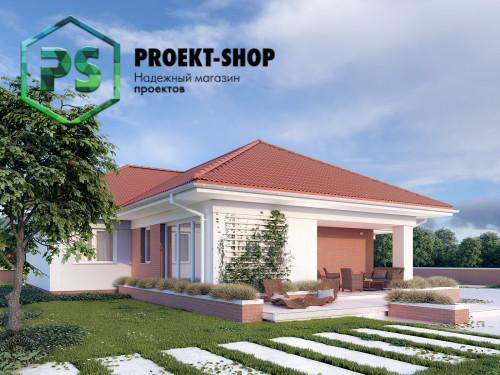 Типовой проект жилого дома 4-72