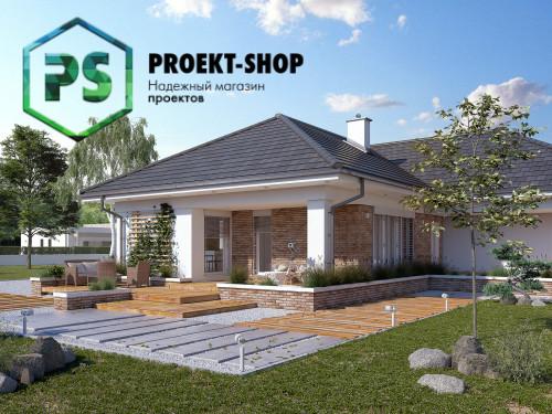 Типовой проект жилого дома 4-74