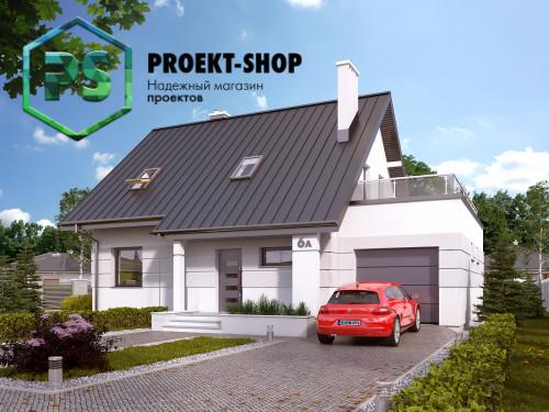Типовой проект жилого дома 4-857