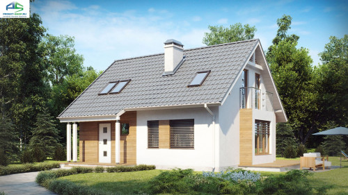 Типовой проект жилого дома Z101
