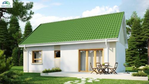 Типовой проект жилого дома Z12