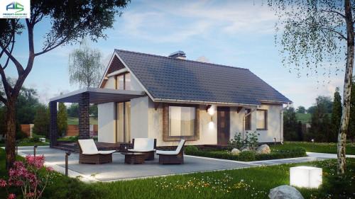 Типовой проект жилого дома z139
