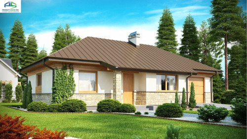 Типовой проект жилого дома z151