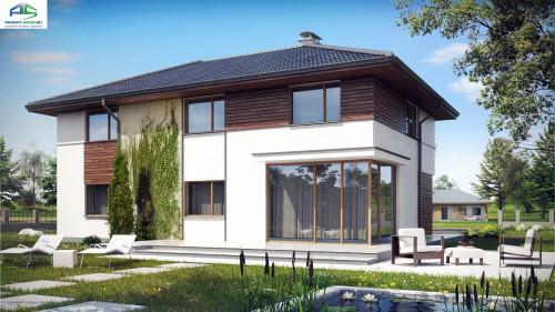 Типовой проект жилого дома z159