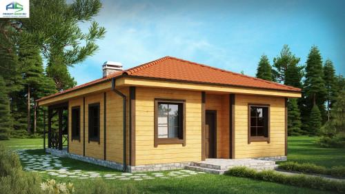 Типовой проект жилого дома Z16
