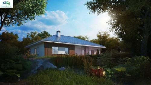 Типовой проект жилого дома z176